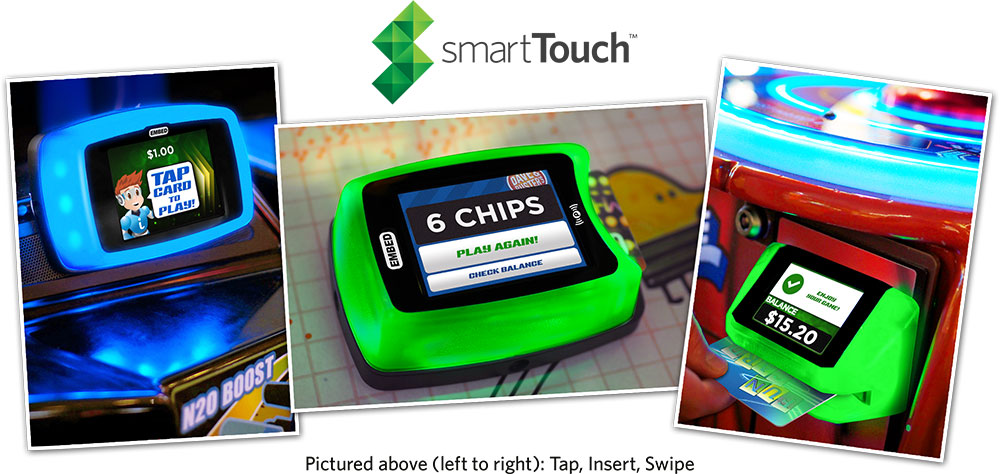 Embed smart Touch PR