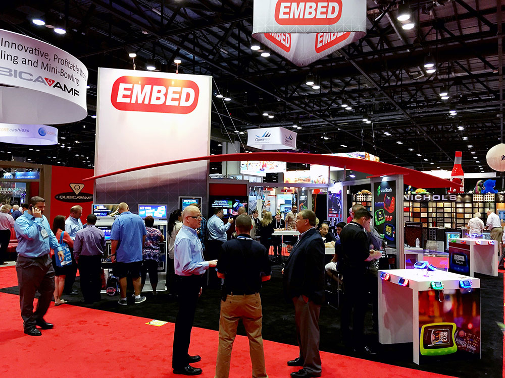Embed Booth