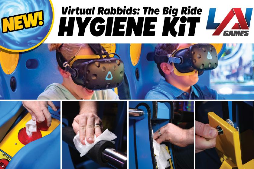 Virtual Rabbids Hygiene Kit